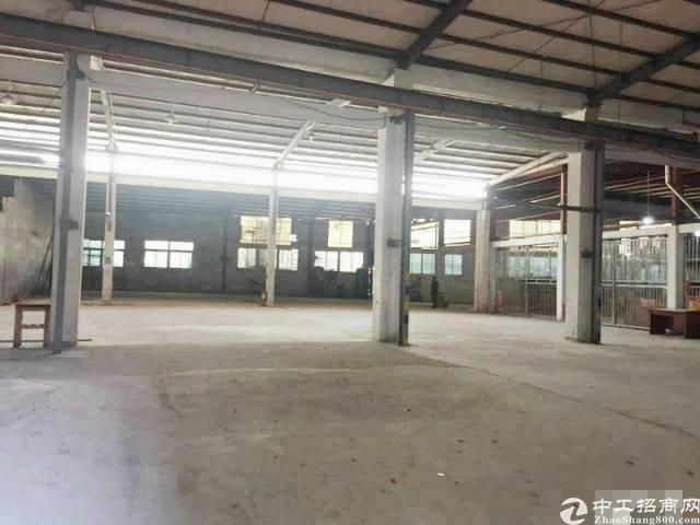 (出租)9米高仓库厂房出租龙岗钢结构坪地坪山 横岗平湖观兰-图3