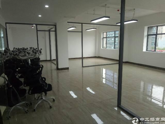 福永立新湖观景智美空间精装拎包入住写字楼566平方