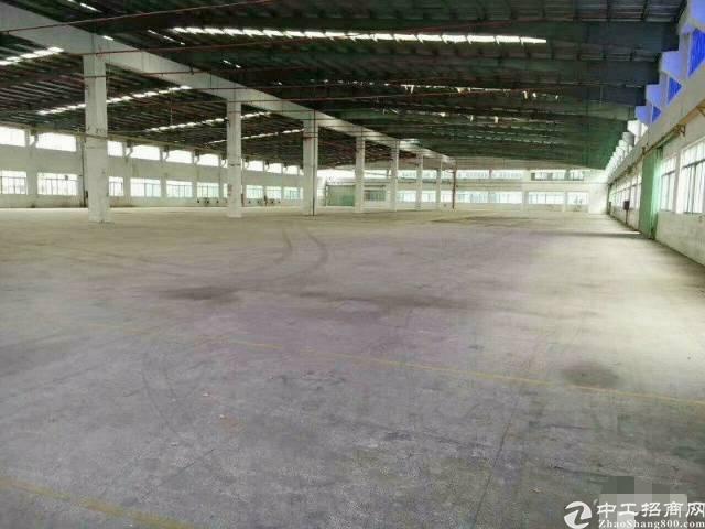 (出租)9米高仓库厂房出租龙岗钢结构坪地坪山 横岗平湖观兰-图6