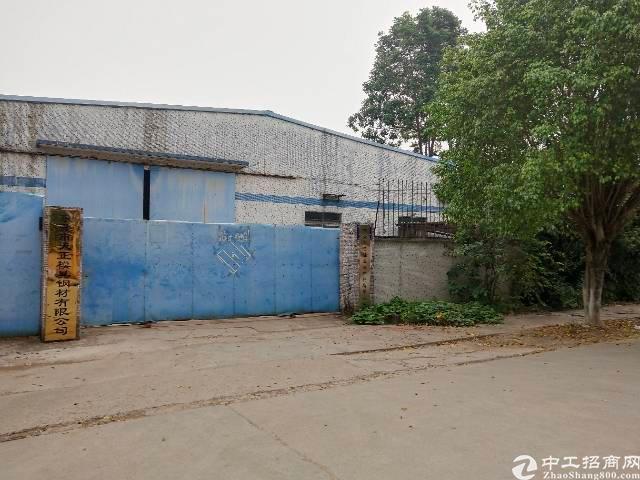 谢岗镇占地5000平方厂房出售1100万,投资自用首选