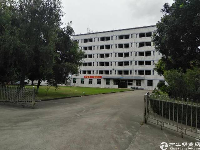 原房东带货台红本独院厂房1-5层20000平米出租