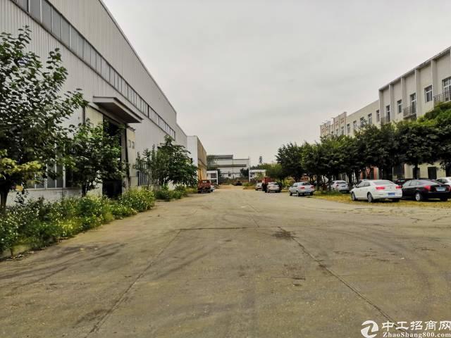 青白江2600平厂房出租-图5