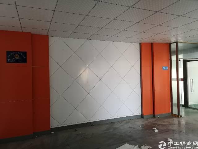 西乡固戍二路简装修厂房600平米出租