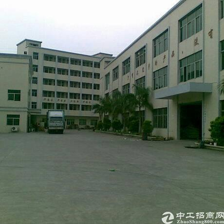 大朗镇占地6000建筑8000平方厂房出售