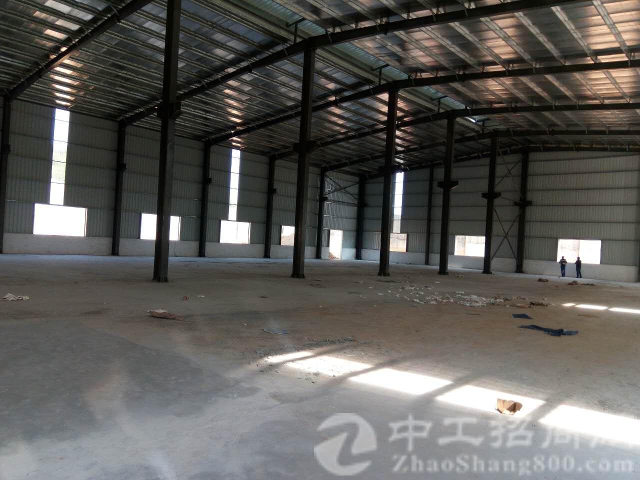 茶山镇原房东整租独门独院钢结构厂房1200平方