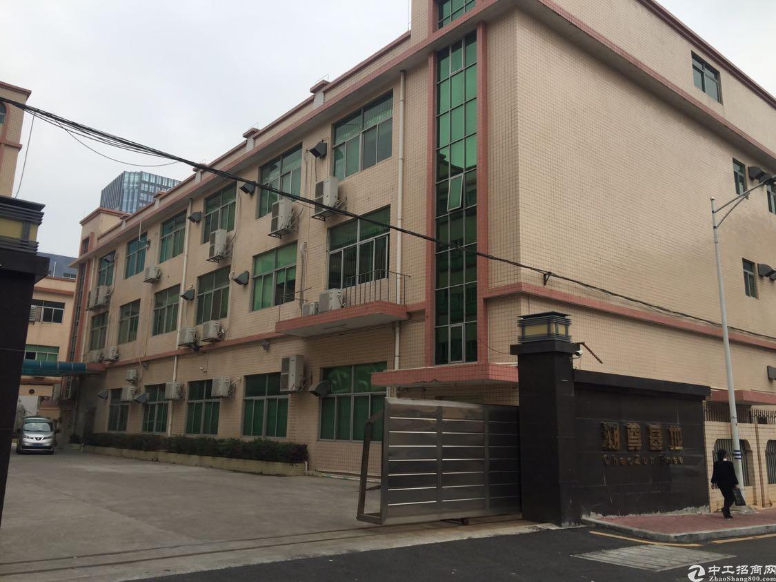平湖独院厂房8000平米出租使用率达到百分之八十五