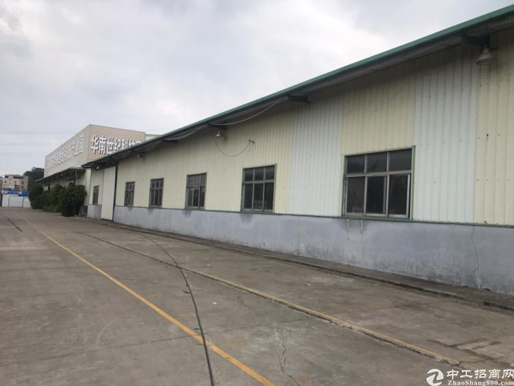 龙岗深汕路边单一层独院2460平米招租-图4