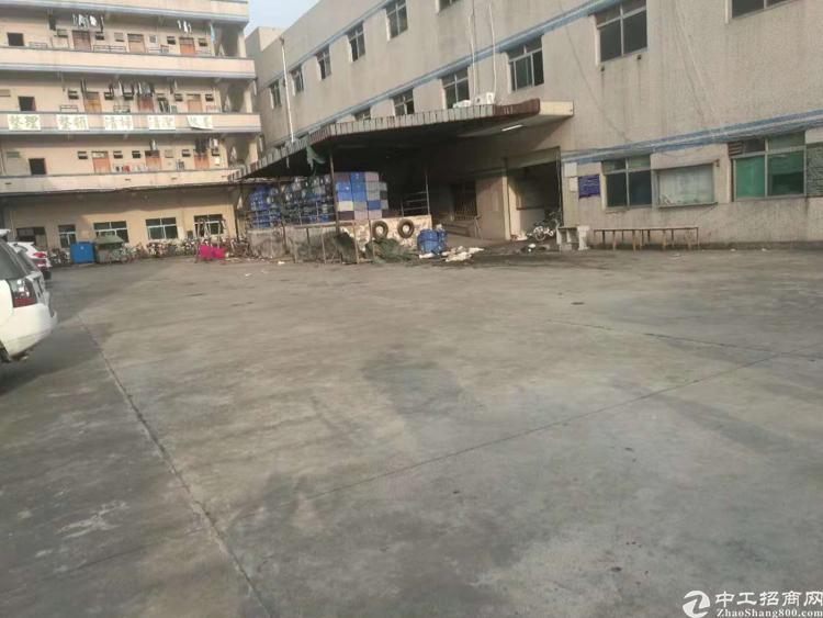 横岗安良原房东独栋3500平厂房出租