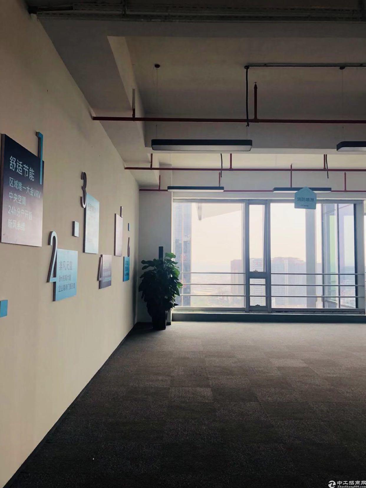 平湖新出单一层写字楼商务楼出租