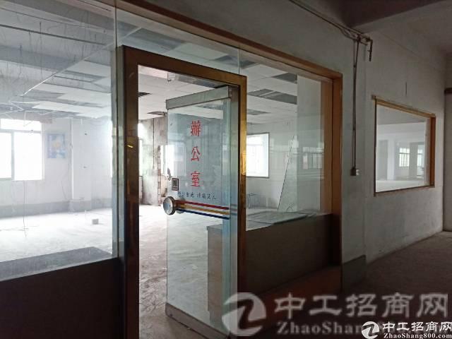 石龙镇13000平米标准独院厂房出租可分租