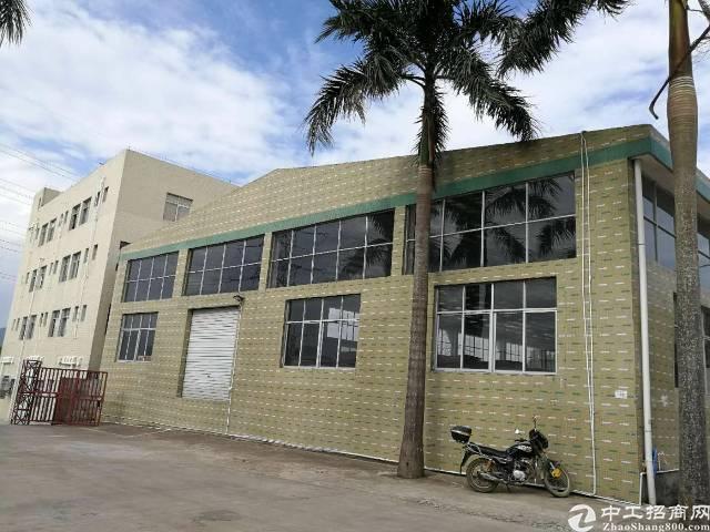 谢岗高速口标准单一层厂房仅售1000万