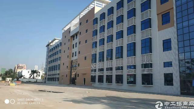 坪山红本产业园5万平方厂房出租可办理环评400平起分