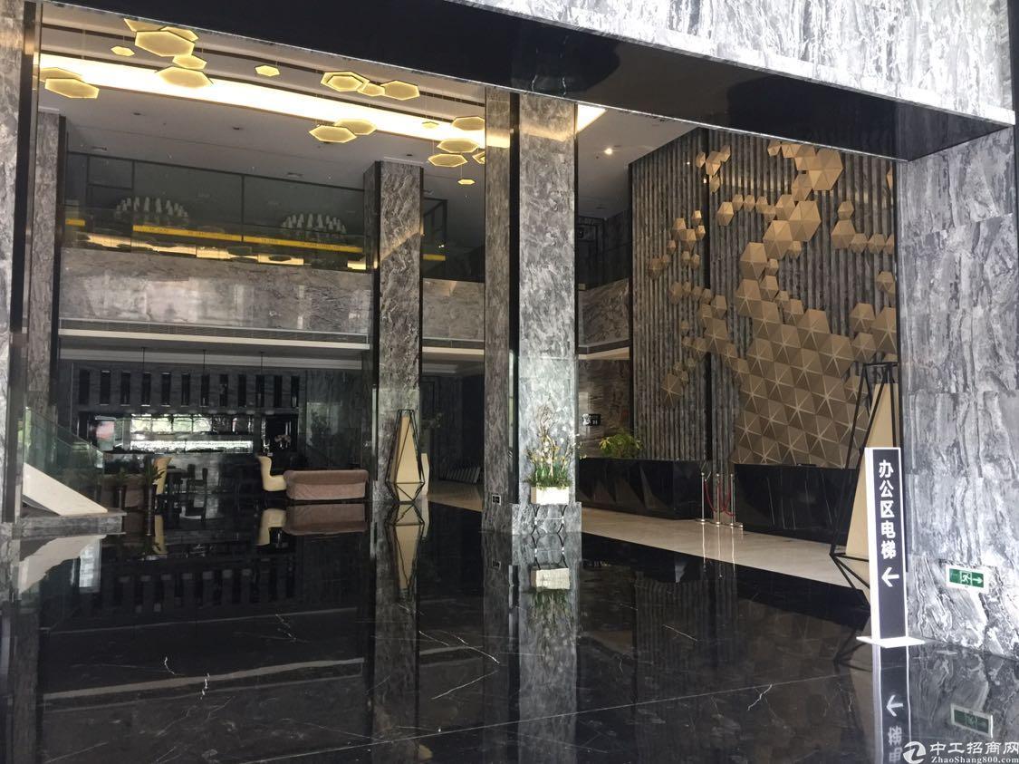 平湖甲级写字楼5000平米出租大小可分租