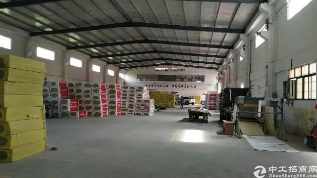 石碣北部工业区新出原房东单一层厂房