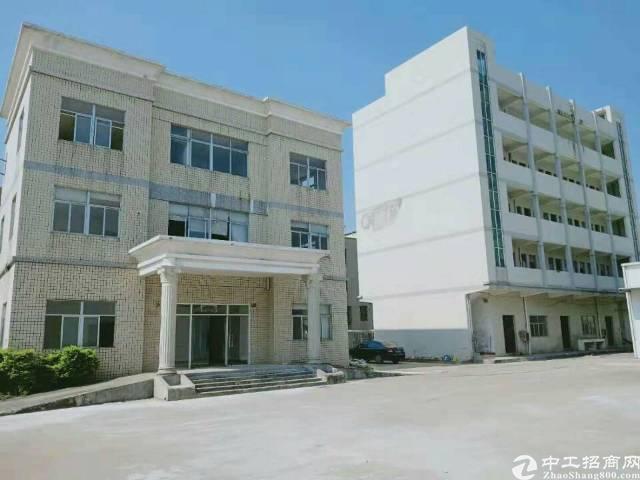 谢岗镇小独院厂房出售1100万 重点1:可清场,马上可用!