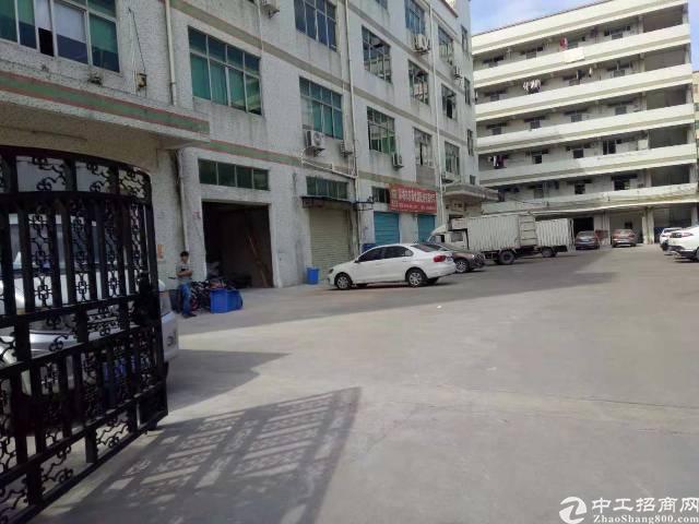 新出工业区一楼300平米厂房招租,离华南城近,交通方便!