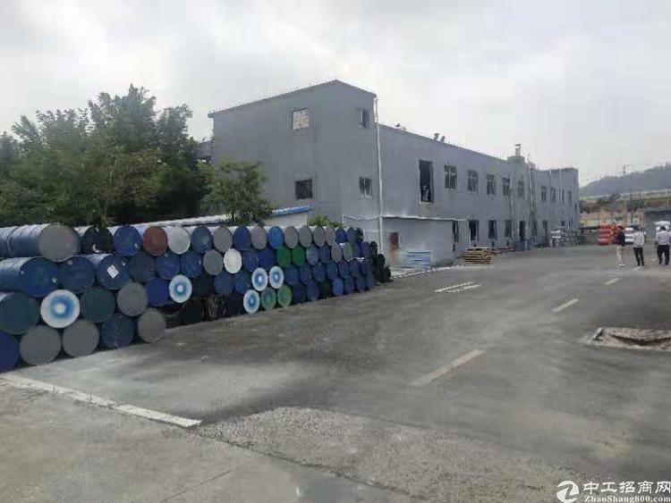 长宁新出花园式化工厂房招租