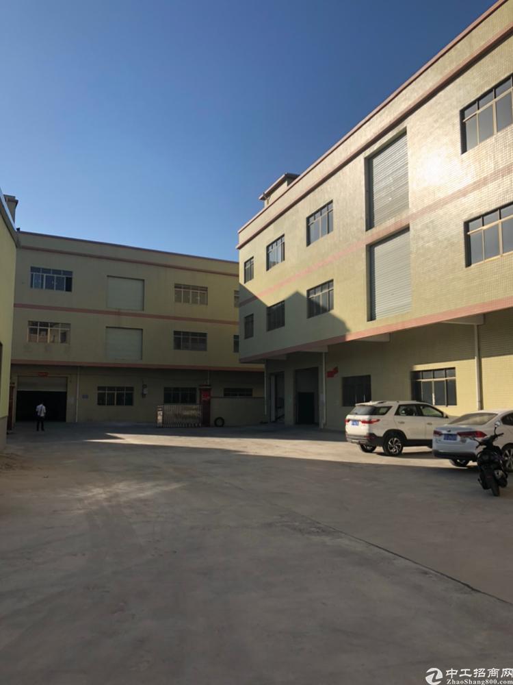 工业区标准厂房,包办环评,适合各种行业
