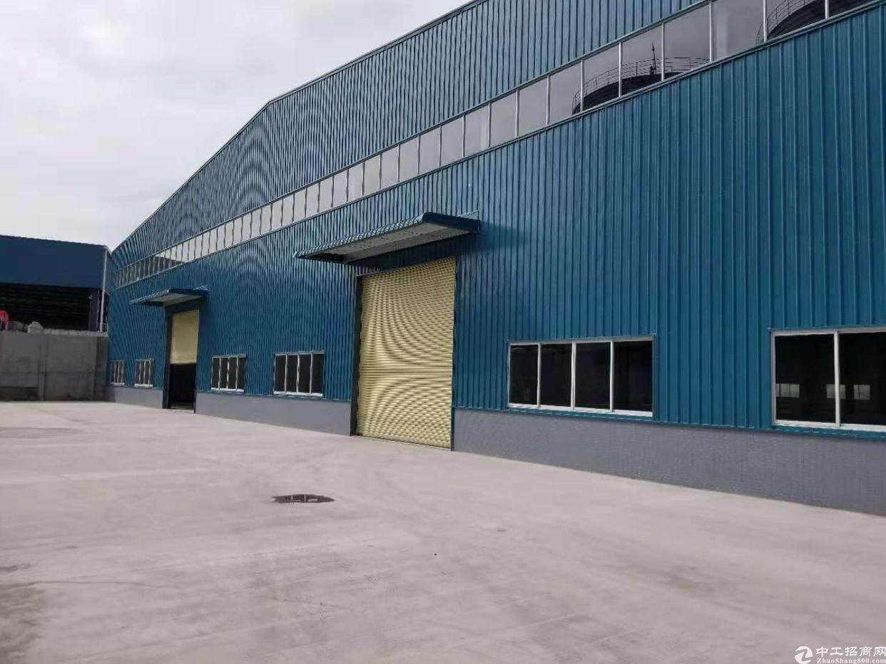 寮步石步新出独院钢结构2800平方(滴水10米高)