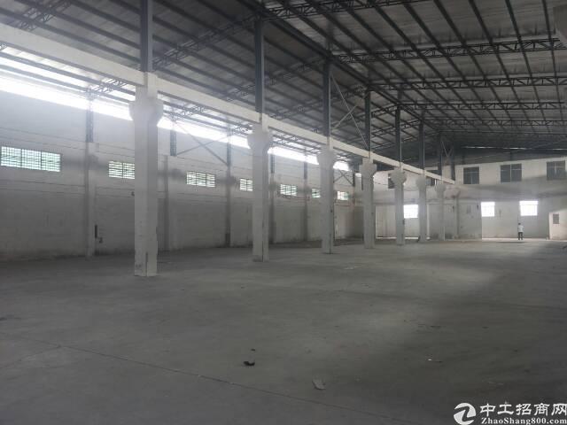 工业用地单一层厂房出售