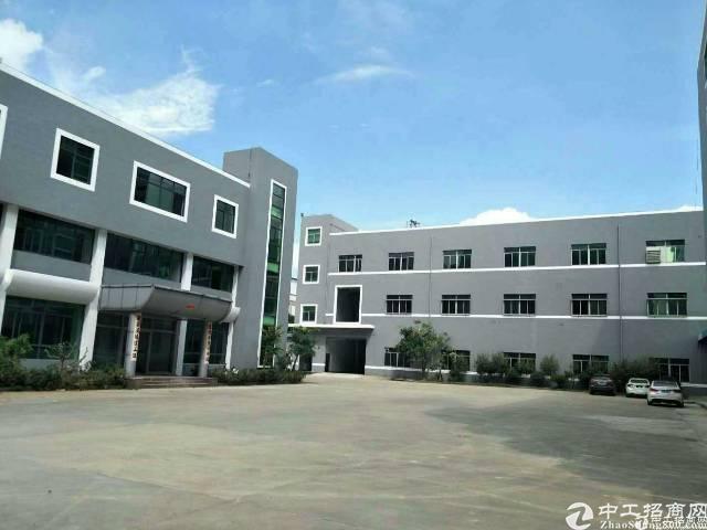 虎门南栅四区独院厂房出租6500平方米、水电齐全