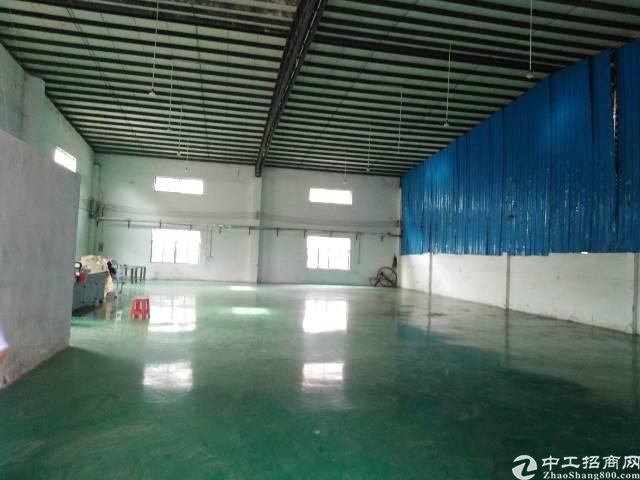 一手房东钢构厂房滴水8米出租