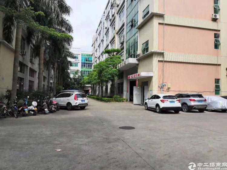 李松蓈原房东一楼1855.5平米厂房出租