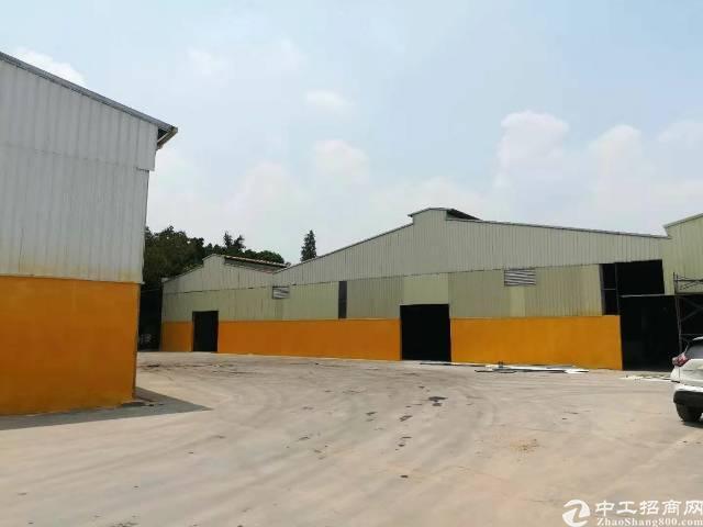 高埗镇冼沙工业区700平单一层万博app官方下载出租