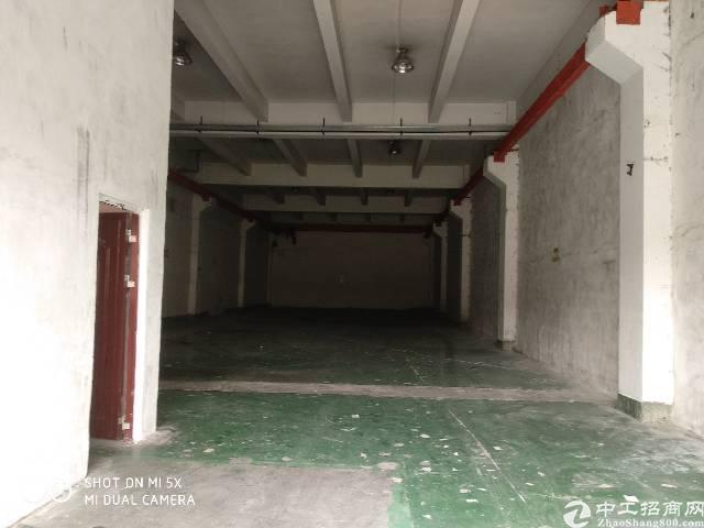 虎门高铁站附近带行车一楼厂房出租