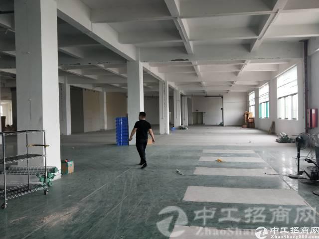 观澜章阁大富工业区新出独院厂房2万平方厂房出租