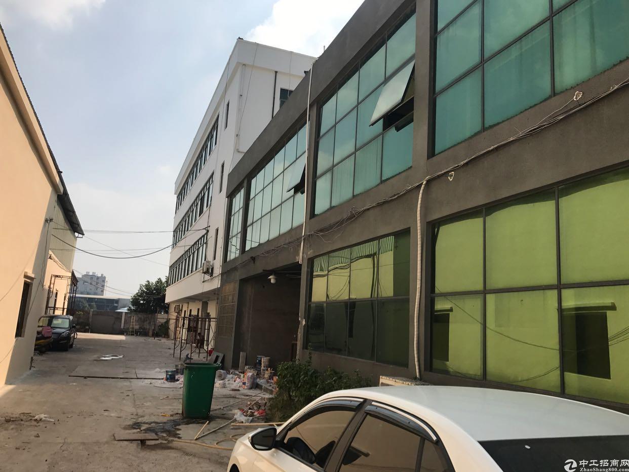 中堂单一层9米高厂房业主急售