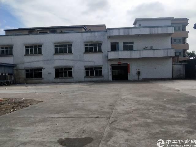 中堂国有证10亩标准厂房急售1500万