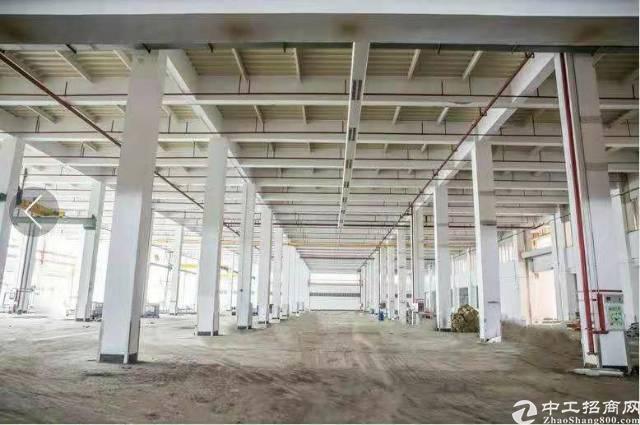 黄江10米高红本产权厂房6万平招租可分租