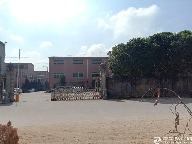 龙岗区坪地占地面积6358平米厂房出售