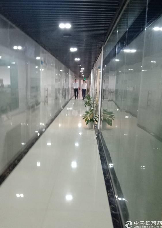 西乡地铁口附近精装厂房750㎡出租-图6