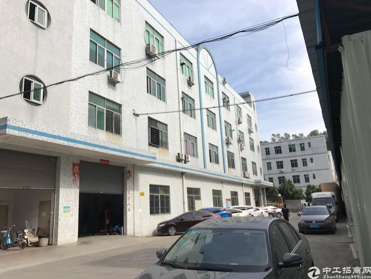 平湖富民标准工业厂房出租-图3