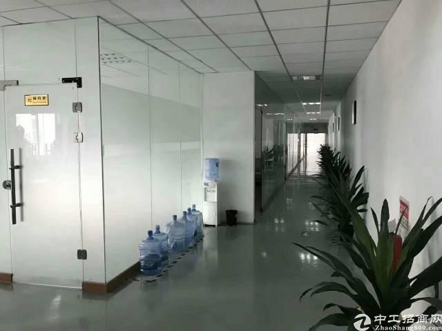 平湖辅城坳新出原房东厂房一楼整层1550平方可分租-图5