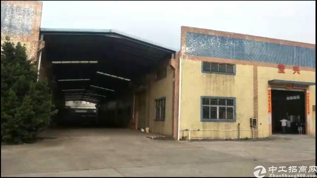 原房东整租独门独院钢结构厂房4200平方