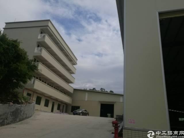 茶山镇塘角工业区3800平方厂房出租