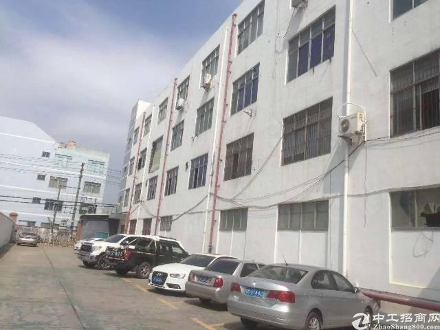 沙井大王山新出楼上整层1780平精装厂房出租-图7