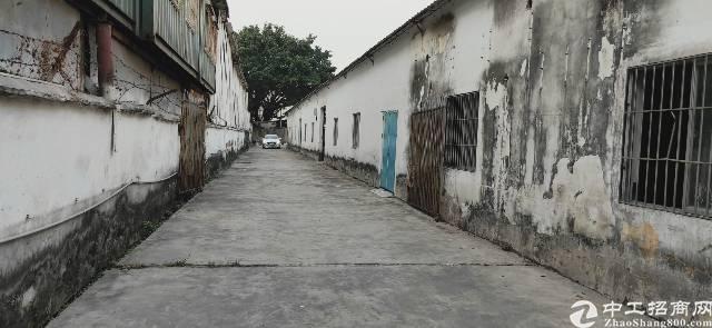 福永新和独院2000平米物流仓库对外出租