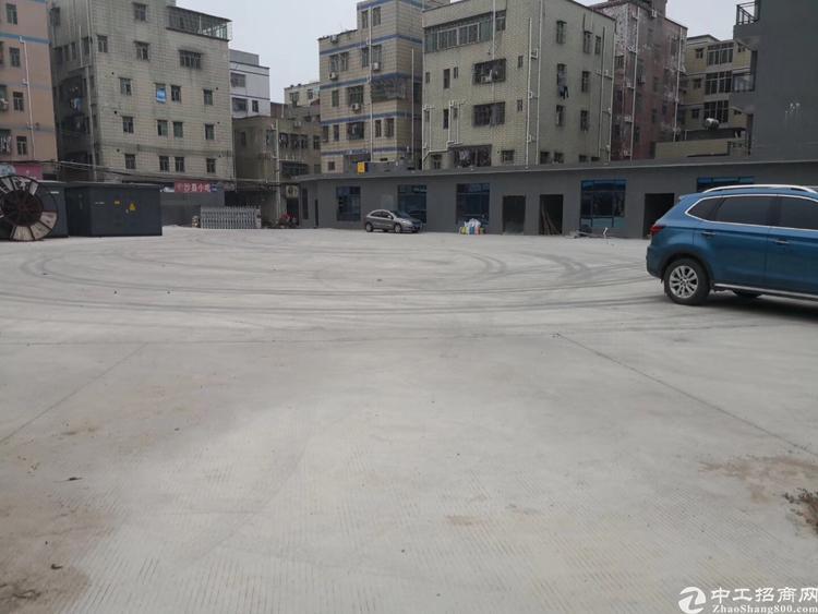 深圳硬化空地出租实际5000平只要10块