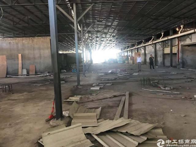 惠州沥林泮沥大型仓库招租4800平