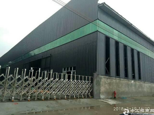 龙华原房东8米全新钢构附近无居民能办环评国道边配套办公宿舍