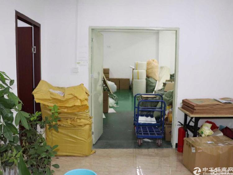 清湖地铁站附近238平豪华装修办公室出租