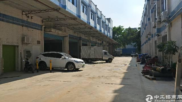 西乡黄田靠107国道边1200平方米厂房出租大小可分-图7
