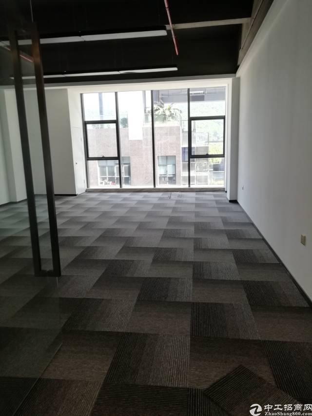 西乡107国道桦穗大厦265平精装修出租
