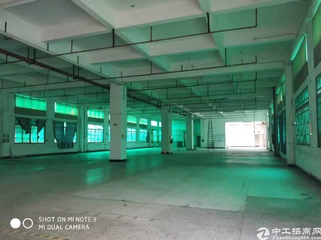 石排镇独院厂房三层7650平