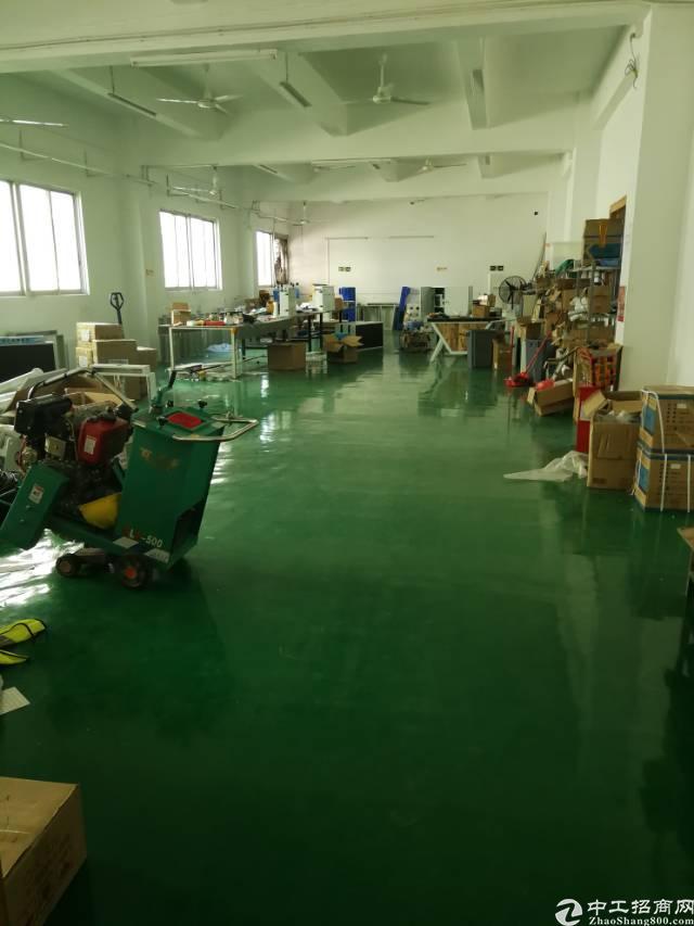 平湖华南城带办公室装修800平出租