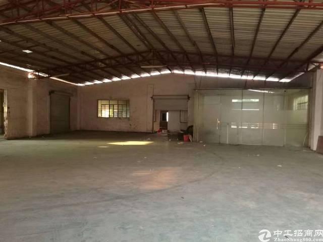 茶山镇原房东单一层550平方,三相电,适合各行各业